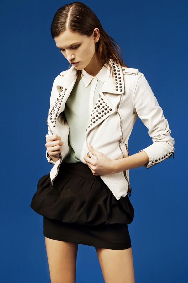 Zara Femme - lookbook mars 2012