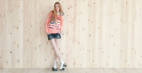 Bershka lookbook mars 2012
