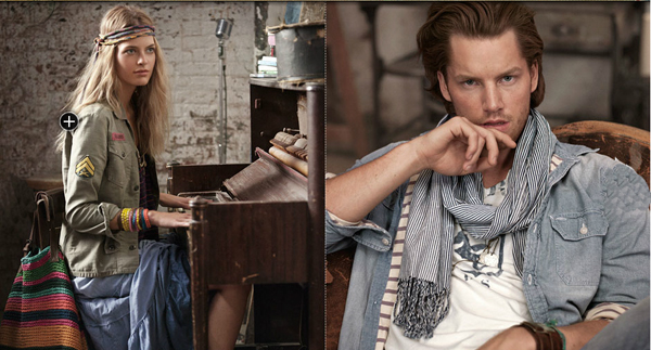 Ralph Lauren Denim & Supply - printemps été 2012