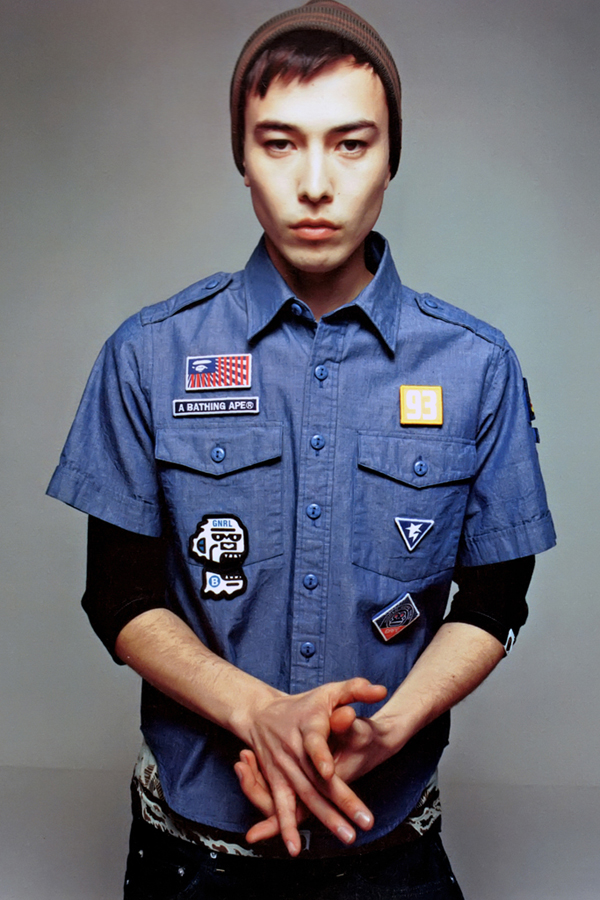 A Bathing Ape - lookbook homme printemps 2012