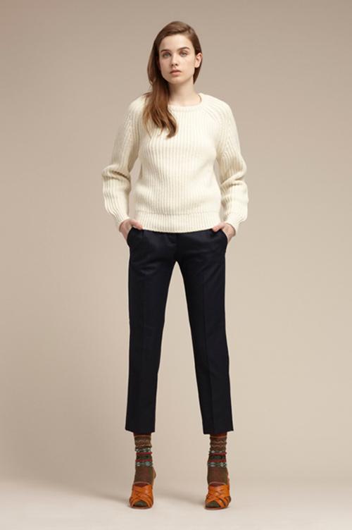 Kitsuné collection femme automne hiver 2012