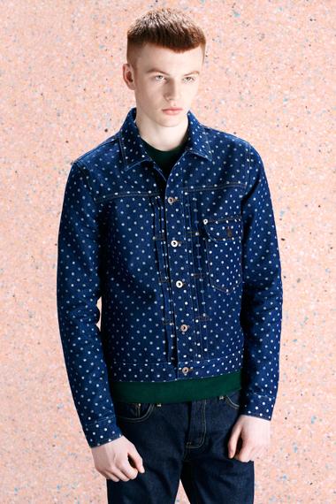 TOPMAN - denim jacket project