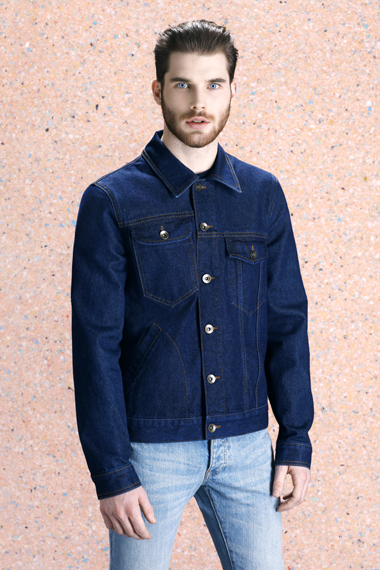 TOPMAN - denim jacket project