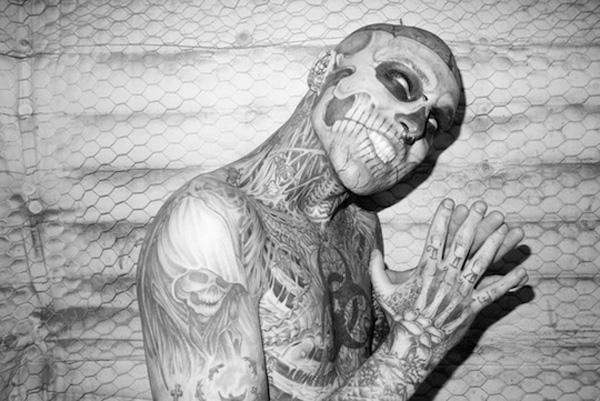 Zombie Boy x Terry Richardson