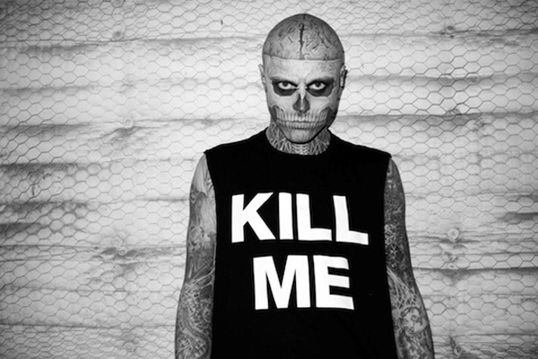 Zombie Boy x Terry Richardson
