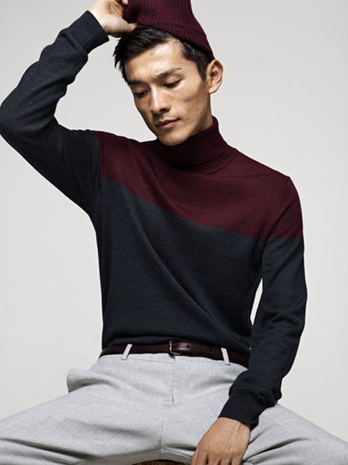 H&M collection homme hiver 2012