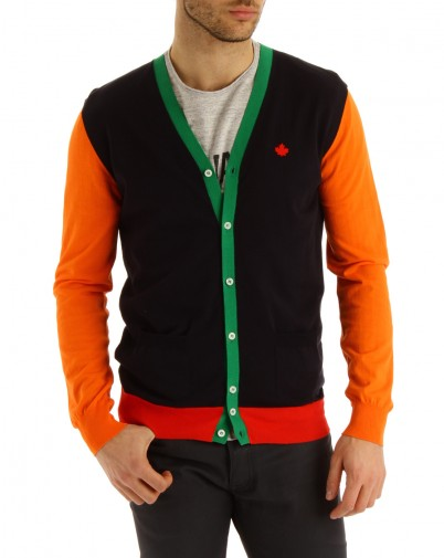 cardigan-multicolore