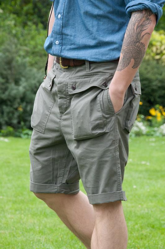 Dockers collection short - En Mode Fashion