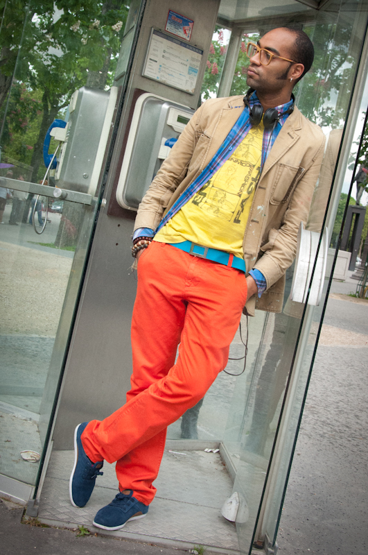 Dockers Alpha Khaki colors - En Mode Fashion