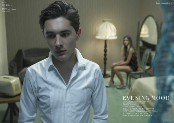 Factice Magazine - EVENING MOOD