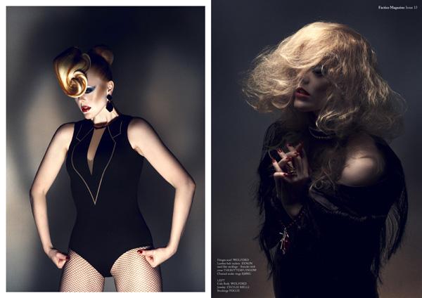 Factice Magazine - LA VAMP