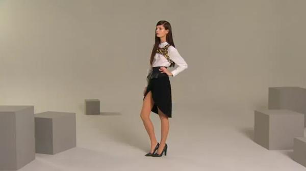 H&M lookbook femme automne 2012