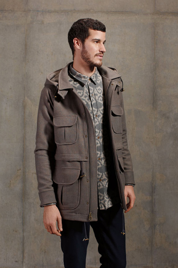 PENDLETON lookbook printemps été 2012