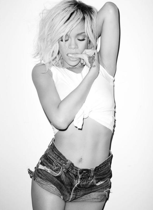 Rihanna x Terry Richardson