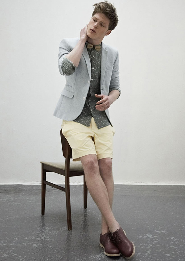 TOPMAN moderne preppy collection