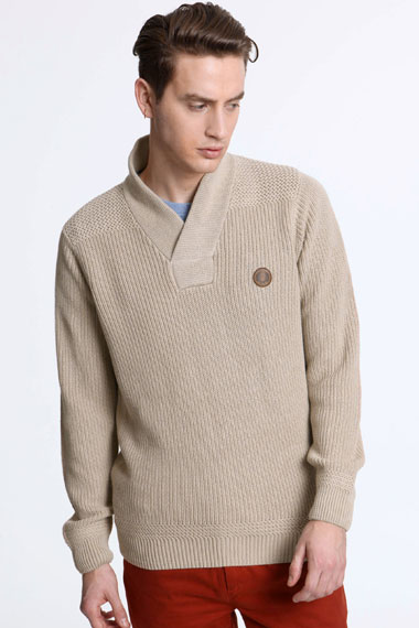 URBAN OUTFITTERS - Fred Perry - Pull en tricot