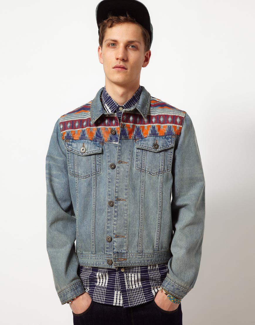 12 vestes en jean acheter pendant les soldes. Black Bedroom Furniture Sets. Home Design Ideas
