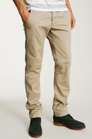 URBAN OUTFITTERS - Dr Denim - pantalon chino