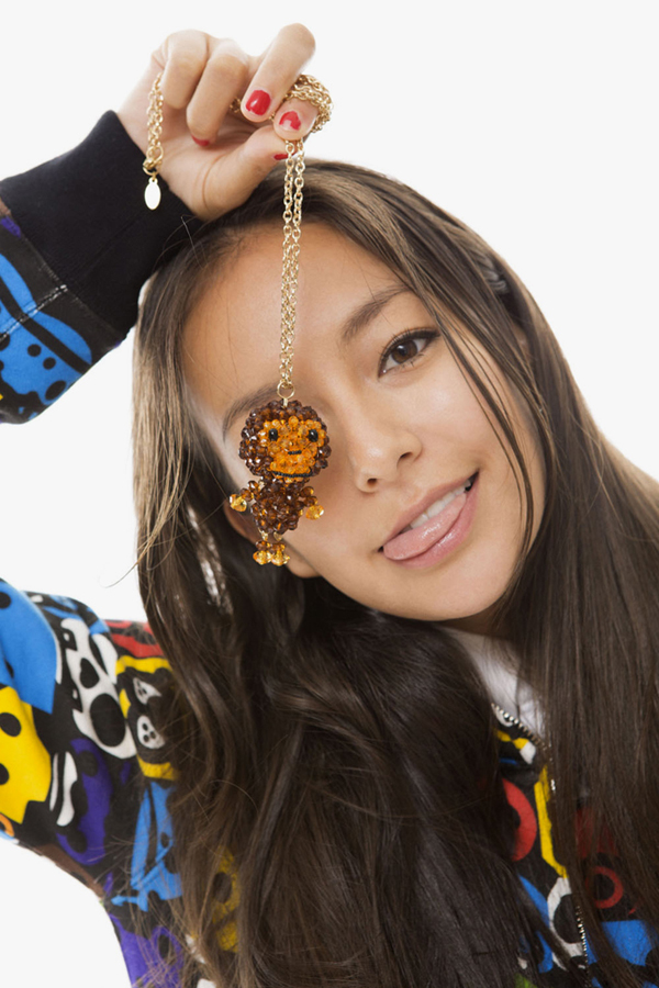 A Bathing Ape - lookbook femme hiver 2012