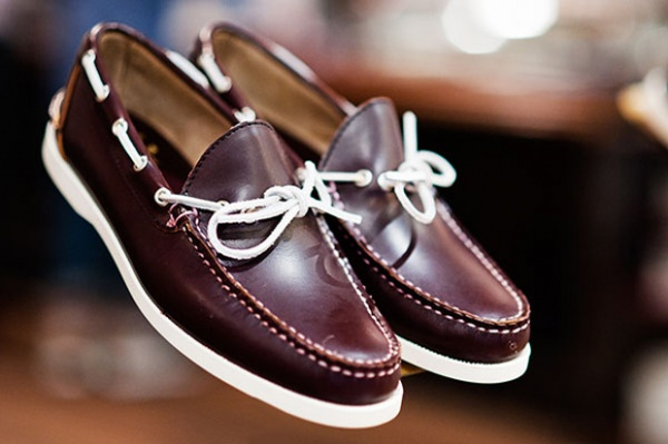 penny loafer homme