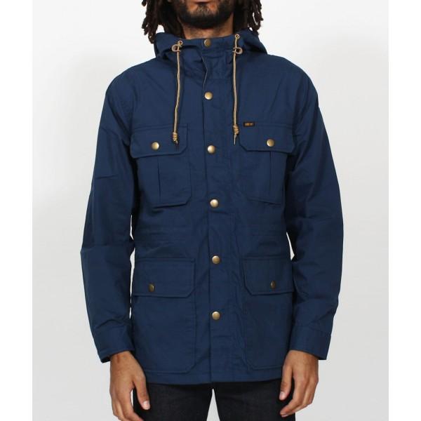 parka obey skyline jacket