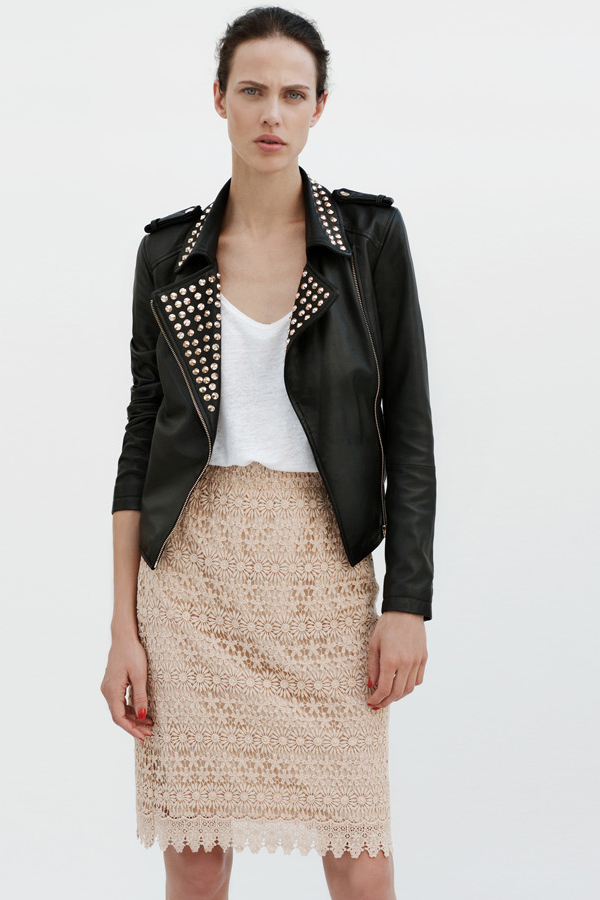 ZARA Femme collection juin 2012