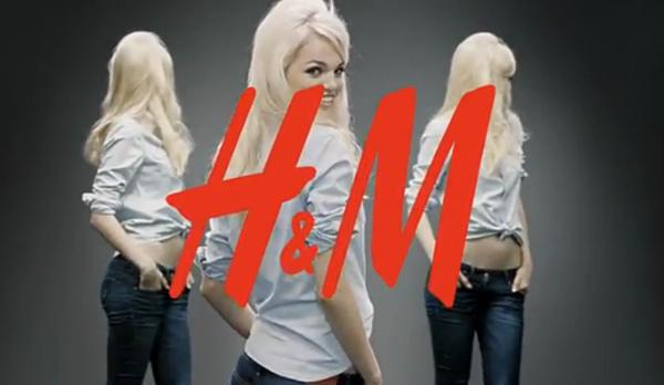 H&M collection femme automne 2012