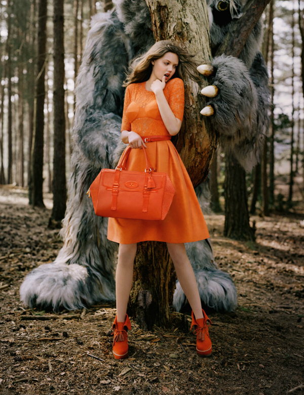 MULBERRY - campagne automne hiver 2012