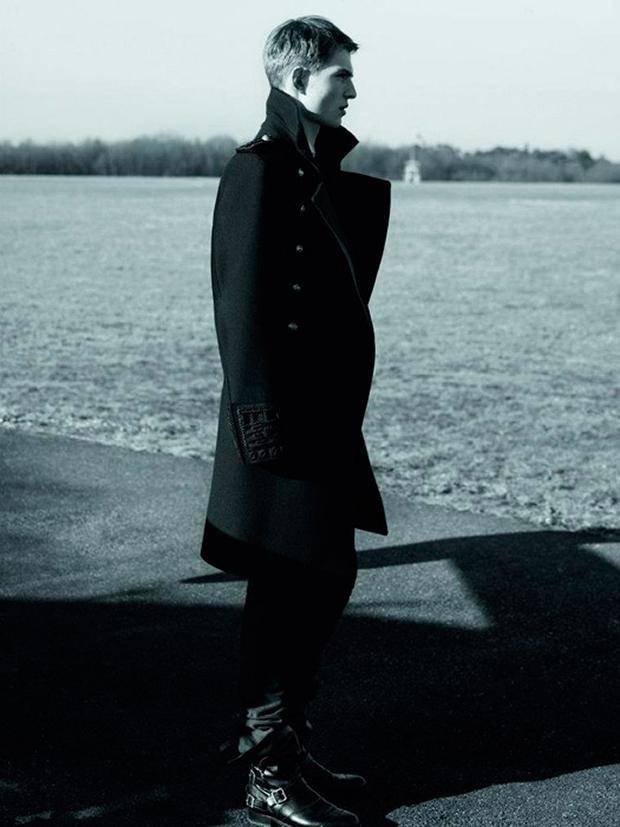Balmain Homme - automne hiver 2012