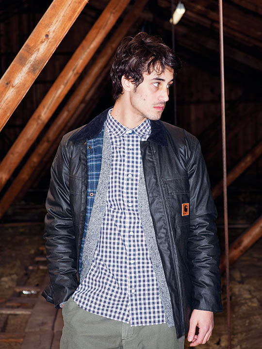 Carhartt WIP automne hiver 2012