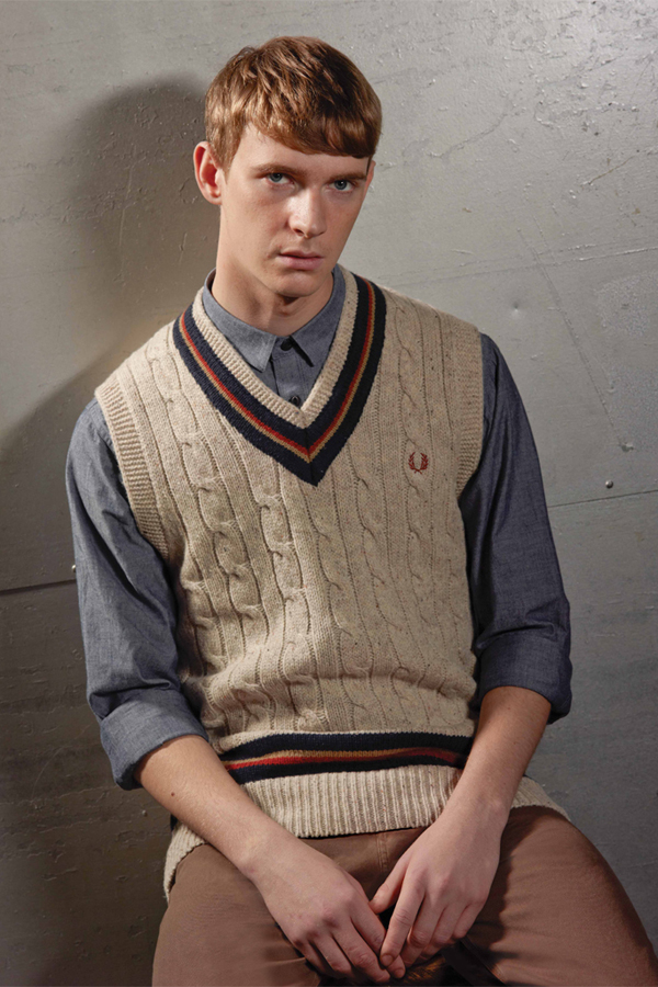 Fred Perry - British Workwear collection capsule