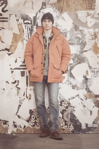 OBEY lookbook homme hiver 2012
