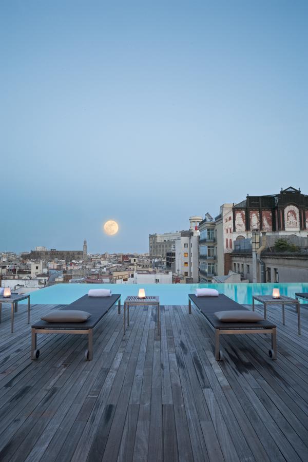 visite du grand hotel central barcelone en mode fashion. Black Bedroom Furniture Sets. Home Design Ideas