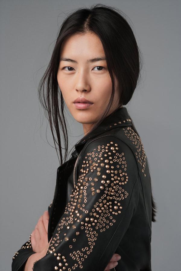 ZARA Femme collection août 2012