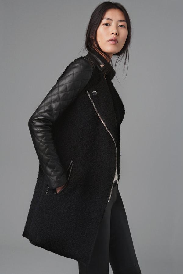 Blouson 2012 Femme Doudoune Homme veste Zara qUpzSMV
