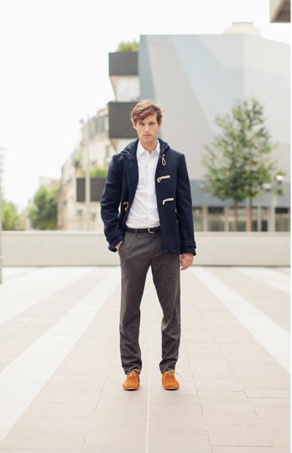 Style parisienne homme - Style homme hiver ...