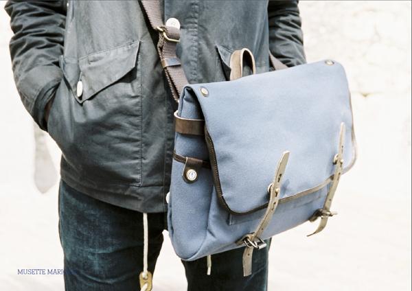 Bleu de Chauffe lookbook hiver 2012