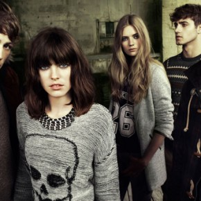 Pull and Bear collection hiver 2012