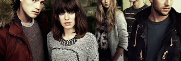Pull and Bear automne hiver 2012