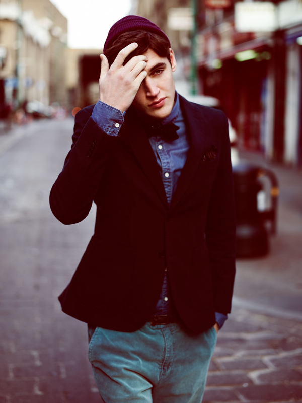 Scotch and Soda homme hiver 2012
