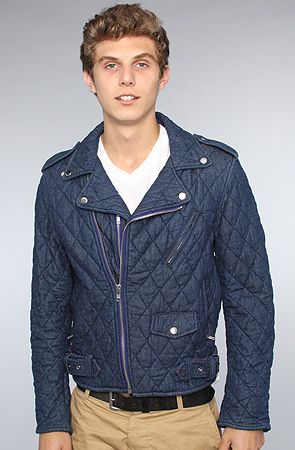 Joyrich - The Quilted Motor Jacket