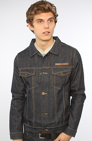 Orisue - The Porter Denim Jacket