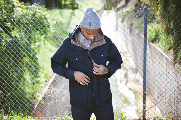 BRIXTON - Collection Homme Holiday 2012