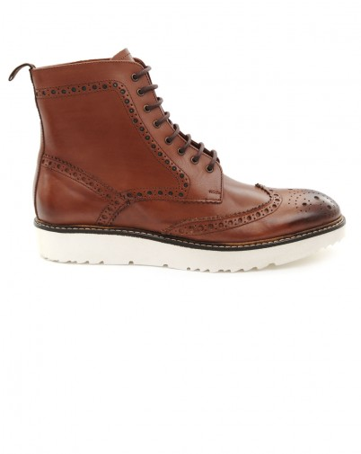 Bill Tornade - Chaussures Marrons Wexford