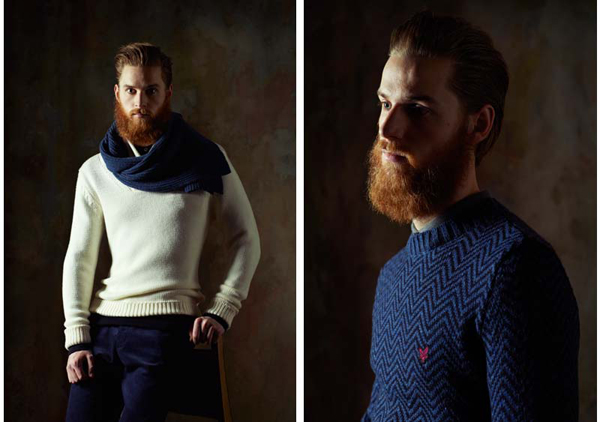 Lyle & Scott Heritage - lookbook hiver 2012