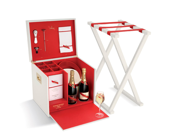 Protocoles Deluxe Case by G.H.MUMM