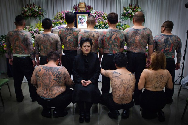 Horikazu : tatouage traditionnel au Japon
