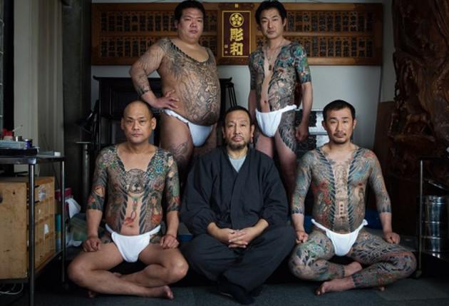 Horikazu : tatouage traditionnel au Japon