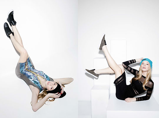 SUPRA lookbook femme printemps été 2013