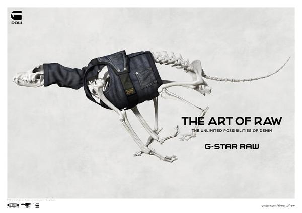 G-Star campagne printemps été 2013